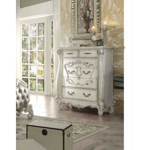 Astoria Grand Tion King Style 6 Drawer Chest