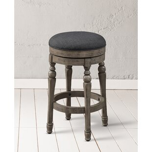 Order Retherford Backless 26 Swivel Bar Stool by Gracie Oaks Reviews (2019) & Buyer's Guide