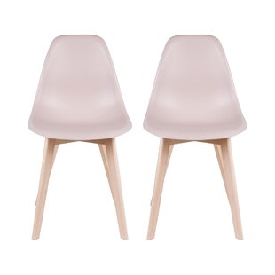Elementary Dining Chair (Set Of 2) By Leitmotiv