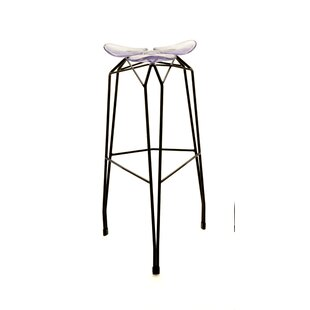 Tammi Diamond 29 Bar Stool by Ivy Bronx