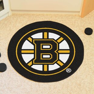 NHL - Boston Bruins Puck Doormat ByFANMATS
