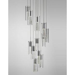 Monroe 12-Light Pendant by Radionic Hi Tech