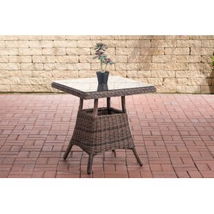 Oshaughnessy Resin Wicker Dining Table By Sol 72 Outdoor
