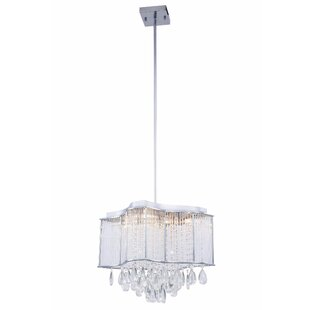 Everly Quinn Victorina 8-Light Chandelier