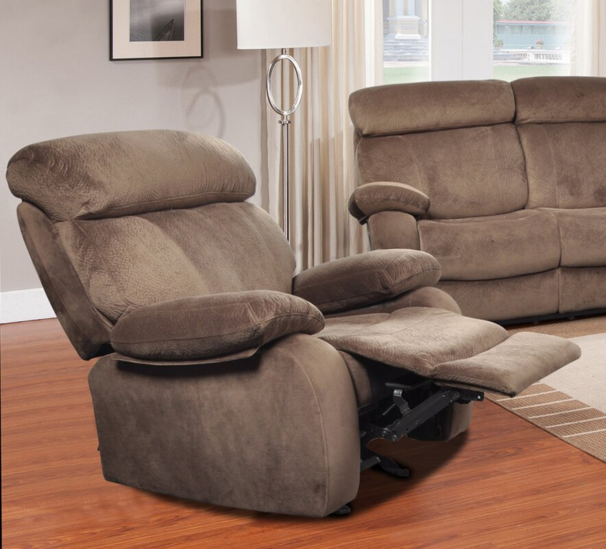 Charming Declan Reclining Lounge Chair