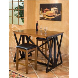 Tesch 3 Piece Pub Table Set