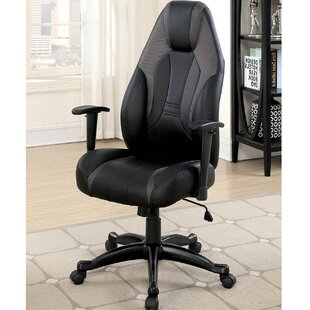 Lenita Mesh Gaming Chair by Latitude Run Discount