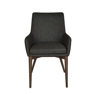 Chaim Upholstered Dining Chair (Set of 2) by George Oliver