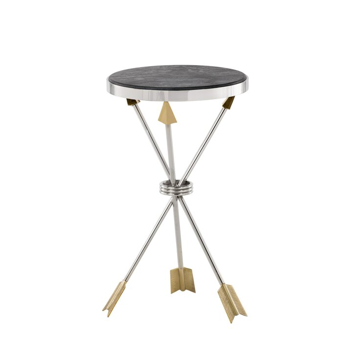sunpan modern moncasa end table