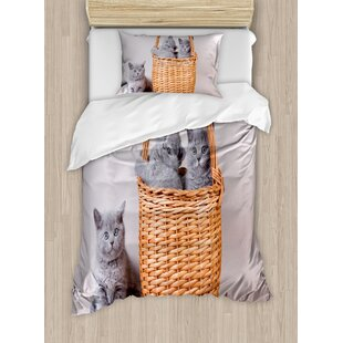 Duvet Set by Ambesonne
