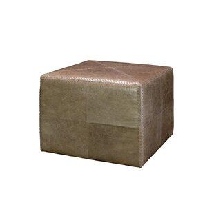 Loon Peak Rudisill Large Cube Ottoman