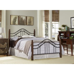 Defranco Panel Bed