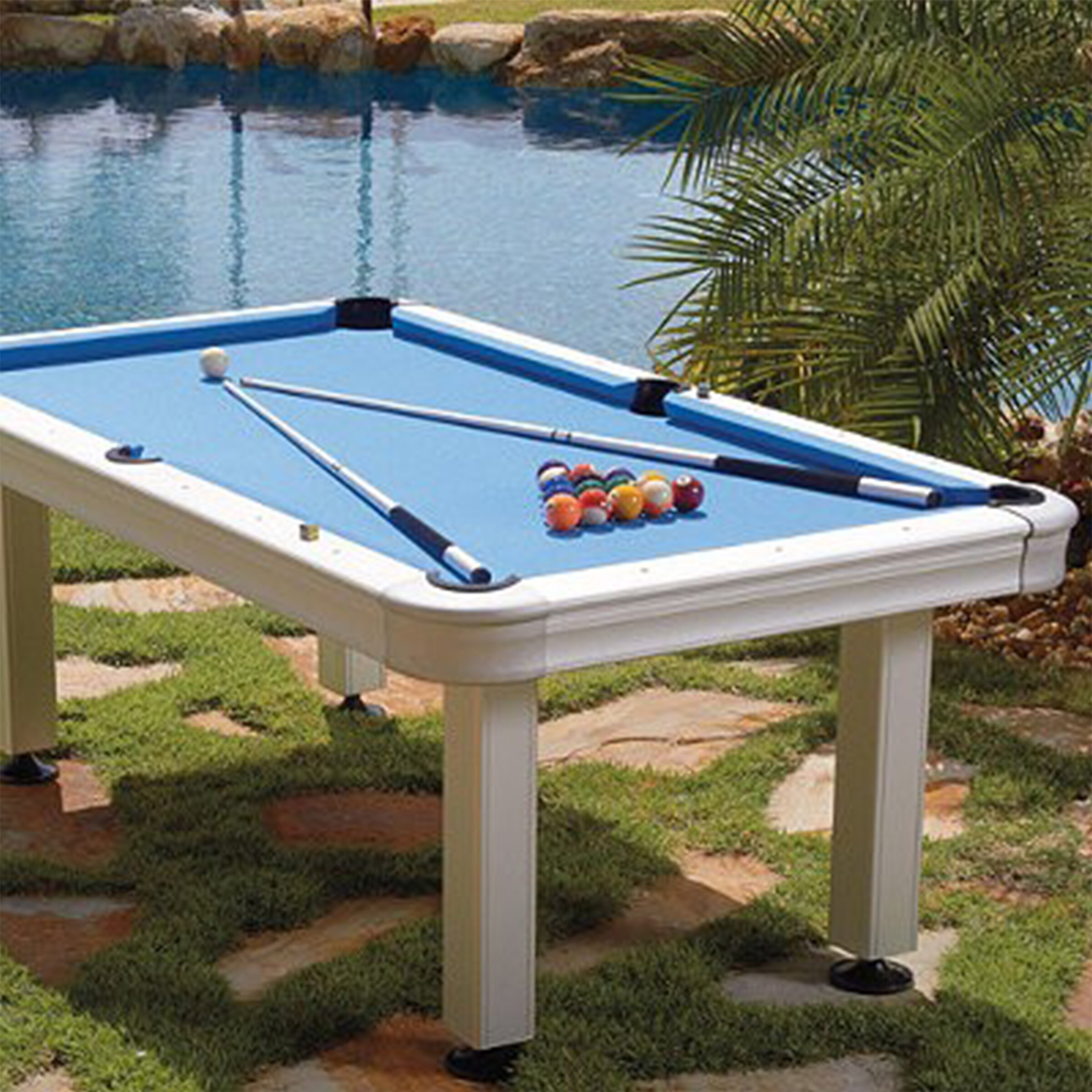 Imperial International Imperial 7' Slate Pool Table & Reviews