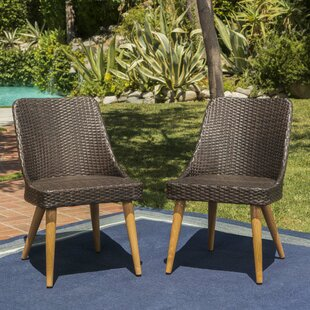 Wyatt Patio Dining Chair (Set of 2)