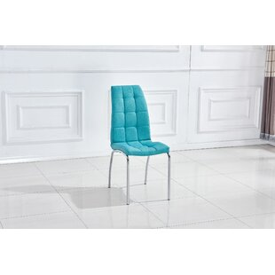 Nasim Upholstered Dining Chair (Set of 4) Orren Ellis