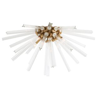 ARTERIORS Home Hanley 4-Light LED Semi Flush Mount