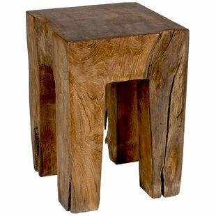 Boykins Decorative Stool By Alpen Home