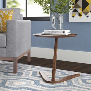 Top Reviews Bluestone End Table By Wade Logan