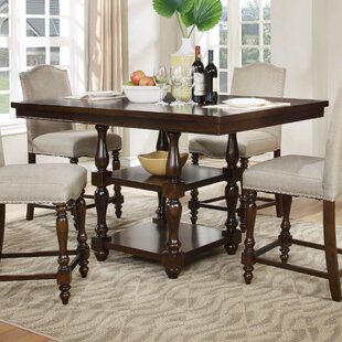 Darby Home Co Langlee Counter Height Pub Table