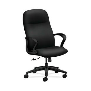 HON Gamut Highback Leather Executive Chair