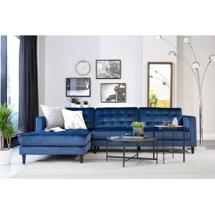 Cipriano Sectional by Mercer41