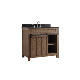 Oakland 36 Single Bathroom Vanity Set by Ove Decors