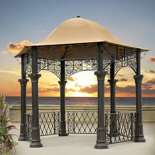 Maravilla 12 Ft. W x 12 Ft. D Aluminum Patio Gazebo by Art Frame Direct