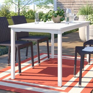 Hatten Rectangular Dining Table by Sol 72 Outdoor Amazing