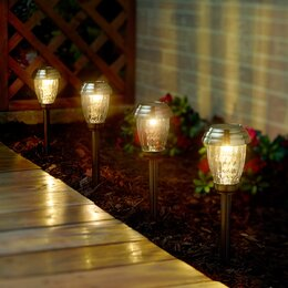 Outdoor lighting youll love landscape lighting mozeypictures Images