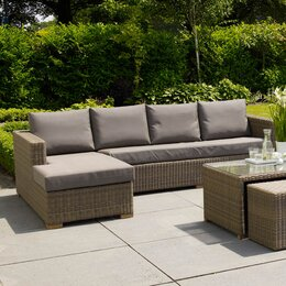 Rattan Sectional Sofa Sets