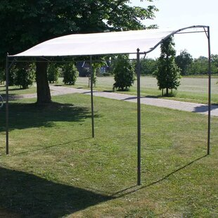 3 X 2.5m Metal Patio Gazebo By Symple Stuff
