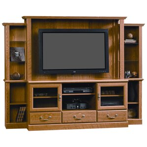 Oxford Entertainment Center by Charlton Home
