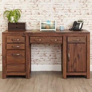 Emmalynn Executive Desk By Ebern Designs