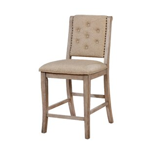 Oscar Upholstered Dining Chair by One Allium Way Wonderful