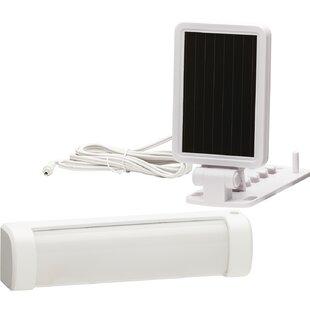 Heath-Zenith LED, Solar Power, Battery Op..