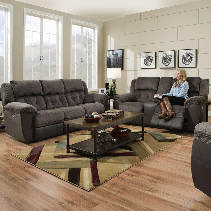George Configurable Living Room Set
