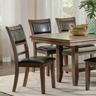 Yelverton Upholstered Dining Chair (Set of 2) by Alcott Hill