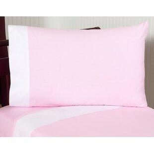 Sweet Jojo Designs Ballerina 4 Piece 100% Cotton Sheet Set