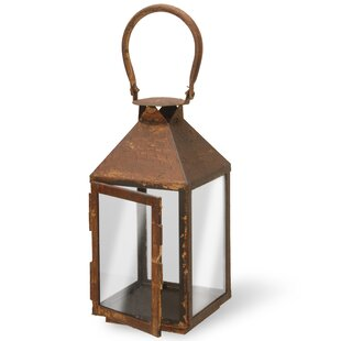 National Tree Co. Metal Lantern