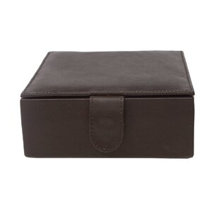 Read Reviews Large Jewelry Box ByPiel Leather