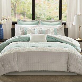 Ibarra 8 Piece Comforter Set