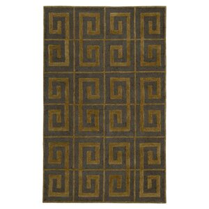 Cork Hand-Tufted Gray Area Rug