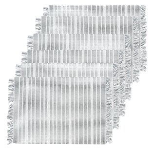 Cruce Stripe Placemat (Set of 6)