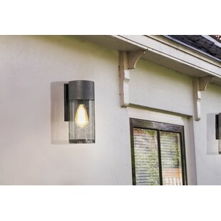 Where buy  Desrochers Outdoor Sconce By 17 Stories