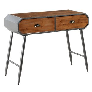 Bradberry Wooden And Metal Console Table By Williston Forge