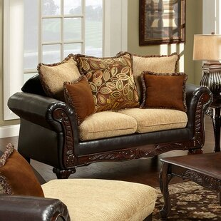 Shop Sanchez Loveseat by Fleur De Lis Living