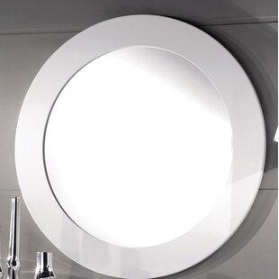 Orren Ellis Tania Round Accent Mirror