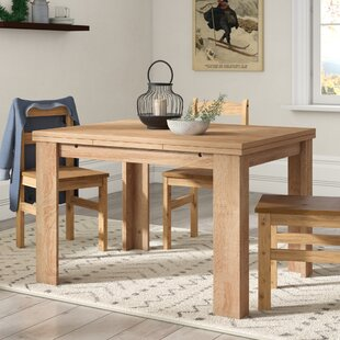 Clap Extendable Dining Table By Union Rustic