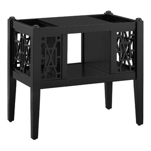 Alfort End Table by Charlton Home