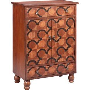 Stein World Turner Cabinet 2 Door Accent Cabinet